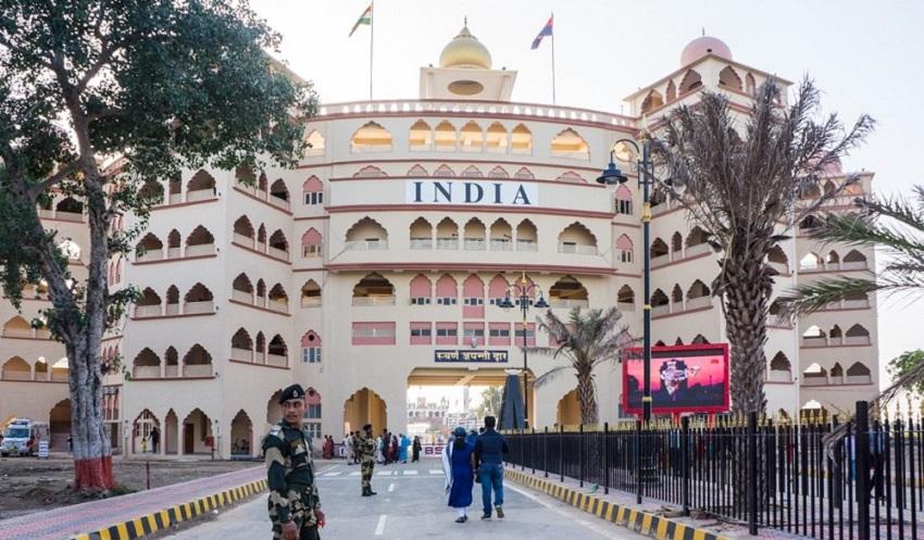 Wagah-Attari Border Stadium Amritsar