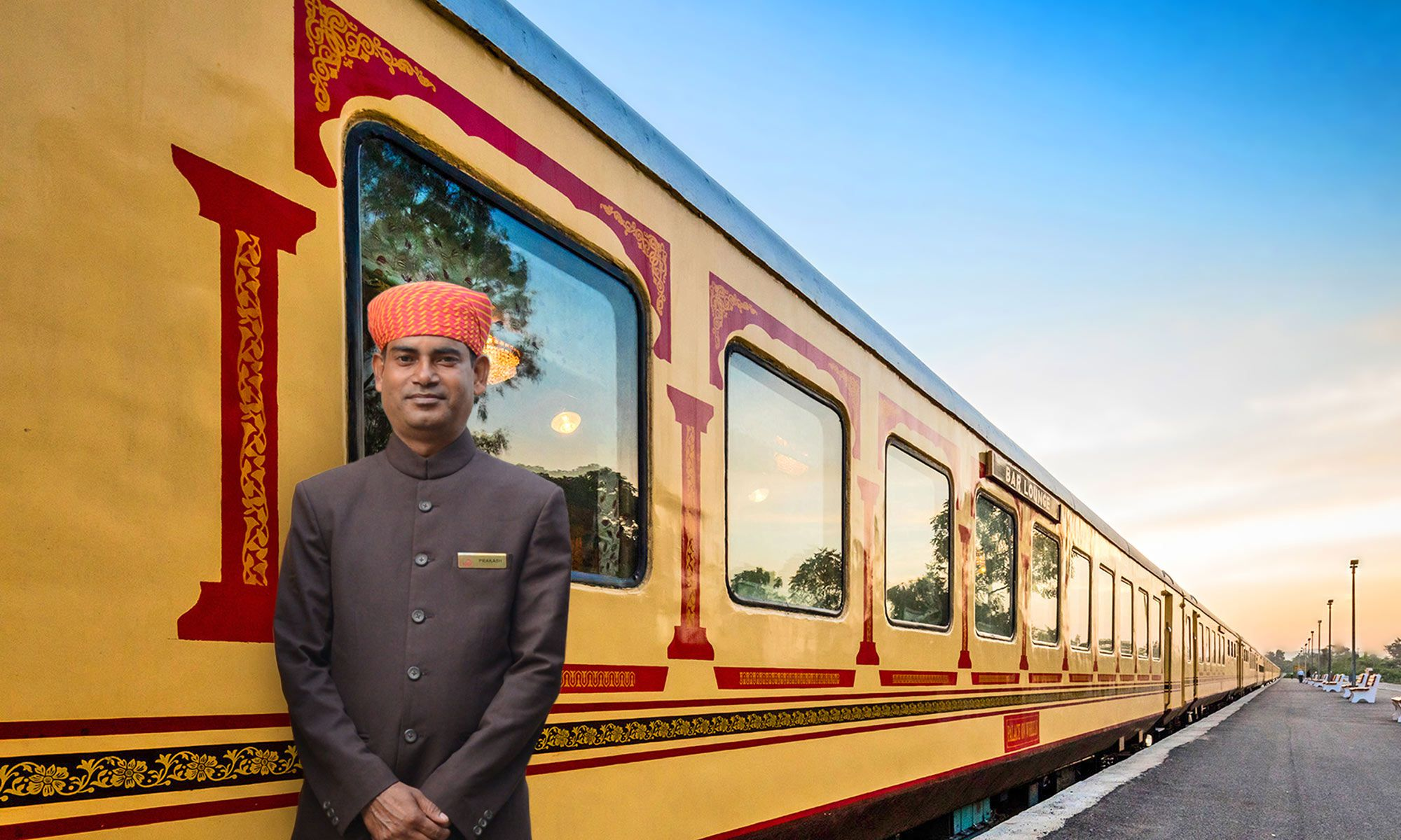 Top 5 Most Luxurious Trains to Travel in India
